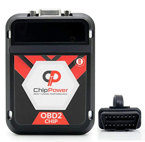 Chiptuning ChipPower OBD2 v3 für Sani 2.5 dCi 2005-2016 Chip Box Tuning Diesel Sani-chips
