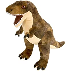 Wild Republic - Peluche Dinosauria T-Rex, 38 cm (13767)