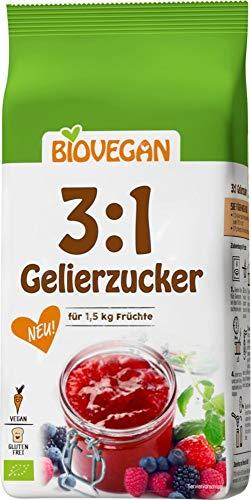 Biovegan Bio Gelierzucker 3:1, BIO (2 x 500 gr)