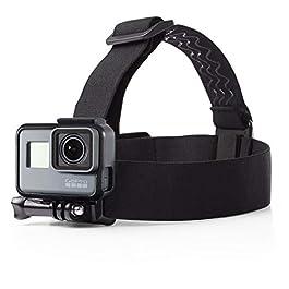 AmazonBasics – Fascia da testa per fotocamera/videocamera GoPro