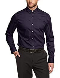 SELECTED HOMME Herren Slim Fit Businesshemd Zero Globe shirt ls NOOS ID