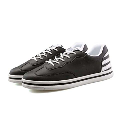 ZXCV Scarpe all'aperto Le più popolari scarpe bianche casual da uomo per tablet Nero