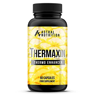 Thermaxin Fat Burner - 1 Month Supply | Max Strength Diet Pills | UK Manufactured | Money-Back Guarantee | Advanced Weight Loss Formula from Astral Nutrition