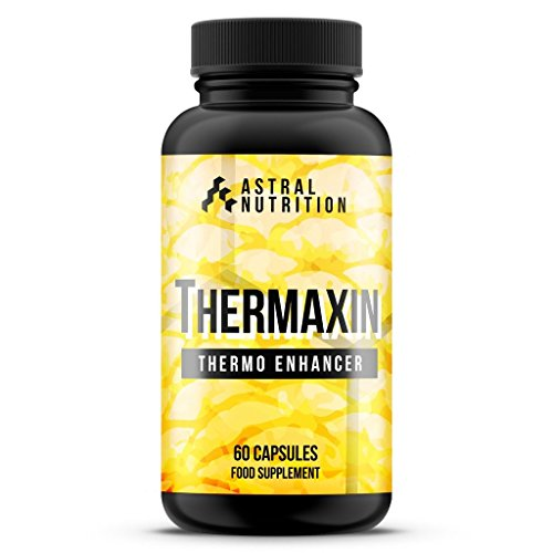 Thermaxin Fat Burner - 1 Month Supply | Max Strength Diet Pills | UK Manufactured | Money-Back Guarantee | Advanced Weight Loss Formula