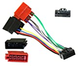 Aerzetix Z9 - Cavo Adattatore convertitore ISO per autoradio Sony