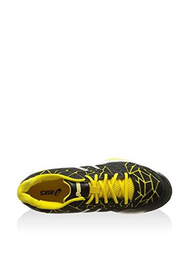 Asics Gel-Fireblast, Herren Sneaker Noir
