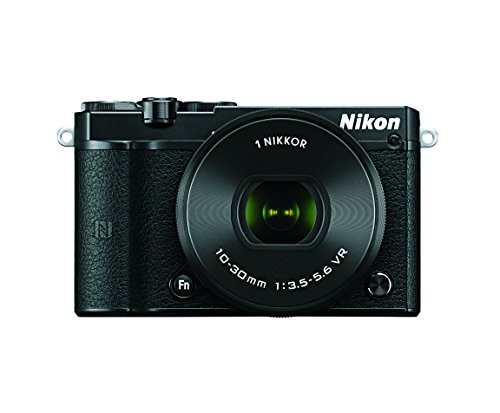 Nikon 1 J5 Mirrorless Digital Camera w/ 10-30mm PD-ZOOM Lens...