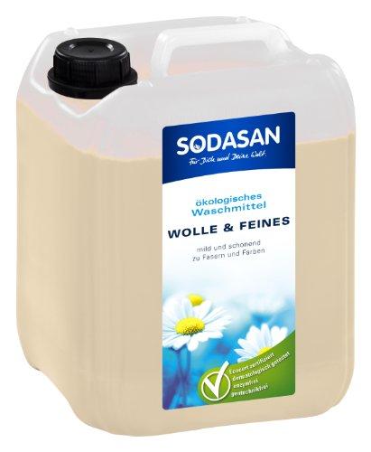 SODASAN Woll- und Feinwaschmittel 5 Liter