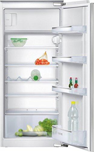 Siemens KI24LV62 iQ100 Kühlschrank / A++ / 122.1 cm Höhe / 174 kWh/Jahr / 200 Liter Kühlteil / Extra viel Platz für Obst und Gemüse / Flachschanier