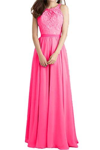 ivyd ressing robe populaire dentelle et mousseline de longueur A ligne Prom robe fixe Soirée Party robe robe Pastèque