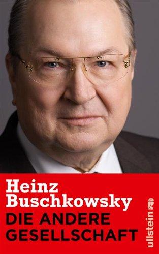 Buchseite und Rezensionen zu 'Die andere Gesellschaft' von Heinz Buschkowsky