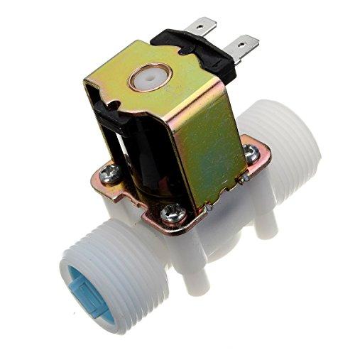 Bluelover G3/4 12V Pp Offner Typ Magnetventil Ventil Wasser Umsteller Gerat