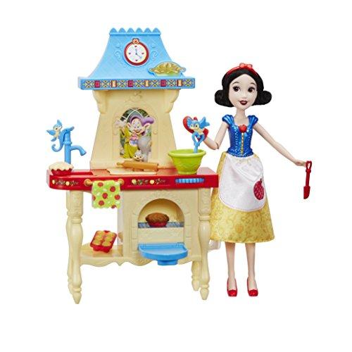 Hasbro C0540EU5 - Disney Prinzessin Schneewittchens Backstube, Spielset (Kostüm Princesse Aurore)