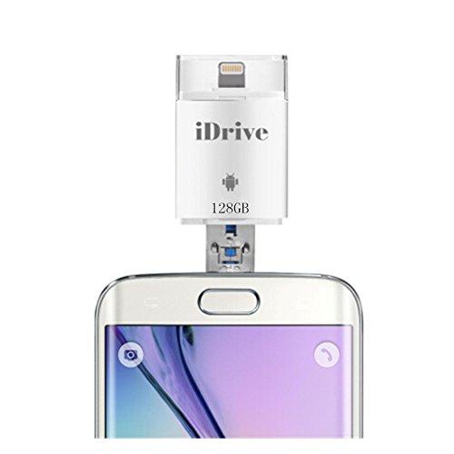 USB Flash Drive 128 GB HD unidad flash memory...