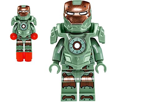 Lego Marvel Superheroes Scuba Iron man minifigure - super heroes Ironman