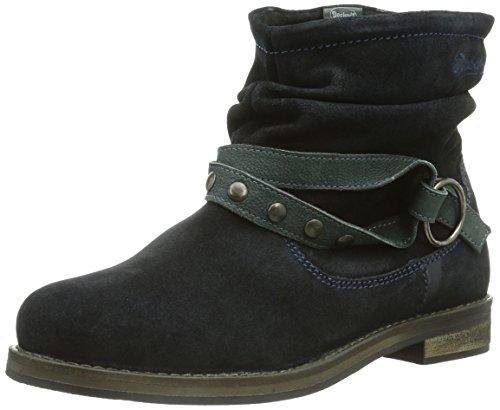 Dockers by Gerli 354031-141010, Boots femme Bleu (Navy 300)