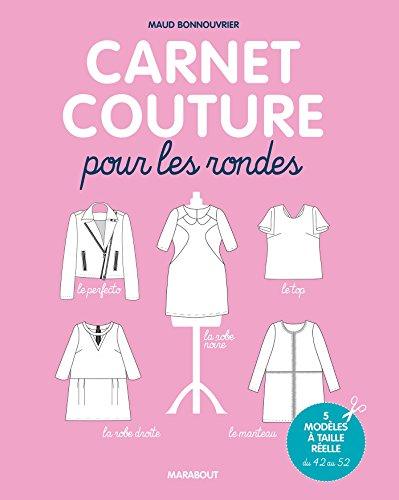 Carnet couture pour les rondes par Maud Bonnouvrier