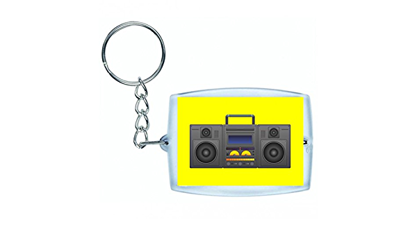 Music Player keychain
