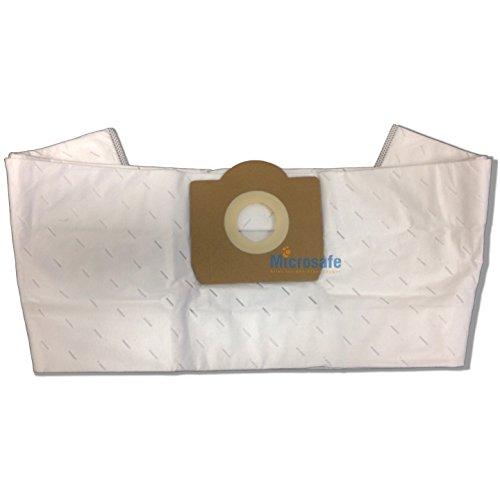 Microsafe® - 20 Microflies Staubsaugerbeutel passend für Aqua Vac NTP 30, NTS 30 - Vac Beutel