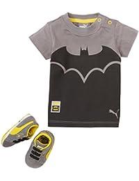 Puma Unisex Baby Crib Pack Batman Lauflernschuhe