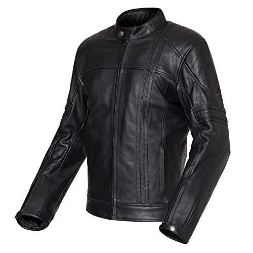 en cuir Texpeed style /« Sons of Anarchy /» Gilet de moto sans manches