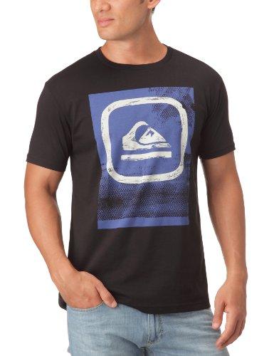 Quiksilver T-shirt da uomo Basic a maniche corte, KPMJE8712LGH