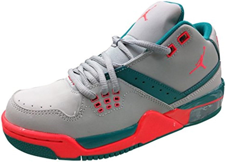 messieurs et mesdames nike gg jordan vol 23 gg nike youth loup gris / bright crimson / emerald athletic baskets chaque point est vv31278 abordables merveilleux f6682a