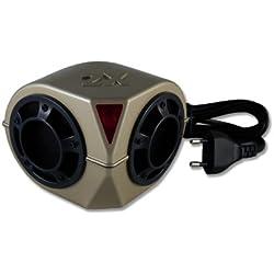 Victor Répulsif à ultrasons Heavy Duty Sonic Pest Chaser - Appareil anti-rongeurs (souris, rats, fouines…) pour une efficacié maximale #M792E