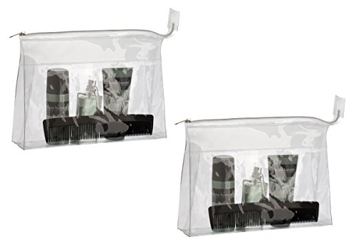 team-d Trousse de toilette, Transparent (transparent) - 6103/1