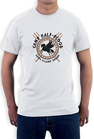 Camp Half Blood Gods Weiß Small