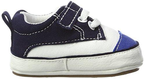 Sterntaler - Baby-schuh, Scarpine e pantofole primi passi Bimbo 0-24 blu (marine)