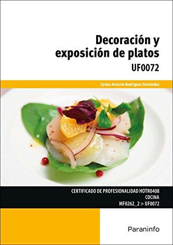 Decoración y exposición de platos por CARLOS RODRÍGUEZ FERNÁNDEZ