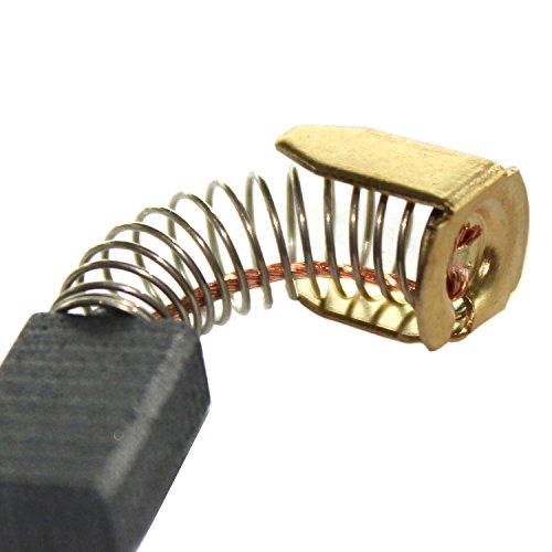 Kohlebürsten Motorkohlen Kohlen Makita Schleifmaschine Schwingschleifer 9045B / 9045 B