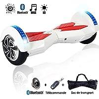 Amazon.es: hoverboard rojo - Patinetes eléctricos ...