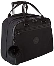 Kipling NEW CEROC Bagage cabine, 42 cm, 23 litres, Noir (True Dazz Black)