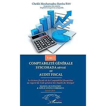 Comptabilité générale SYSCOHADA révisé et audit fiscal