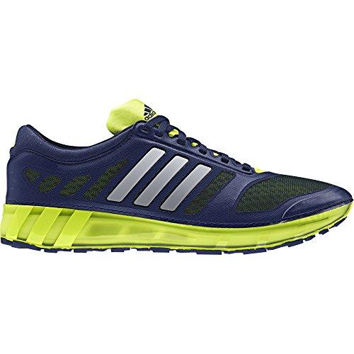 Adidas Cosmic Ice Herren Laufschuhe Sneaker blau/neongelb G97664 blau/neongelb