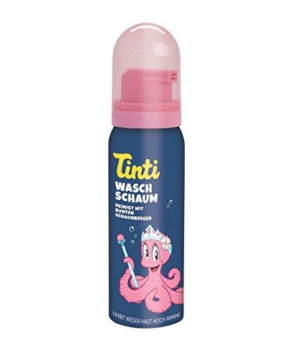 Tinti Waschschaum Rosa DS, 1 St