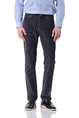 Pau1Hami1ton PH-06 Men's work pants (40,Grey)