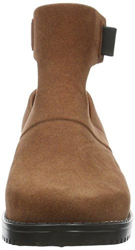 Melissa MELISSA ANTARES II AD, Bottes pour Femme Marron - Braun (BROWN/BLACK 51620)