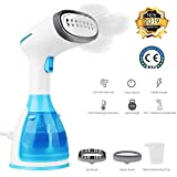 Best Clothes Irons - Clothes Steamer Hand held Garment Steamer 15S Fast Review