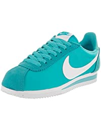 Nike Wmns Classic Cortez Nylon, Zapatillas de Deporte para Mujer