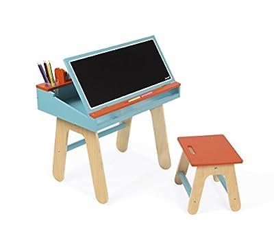 Janod - Bureau et Chaise (bois)