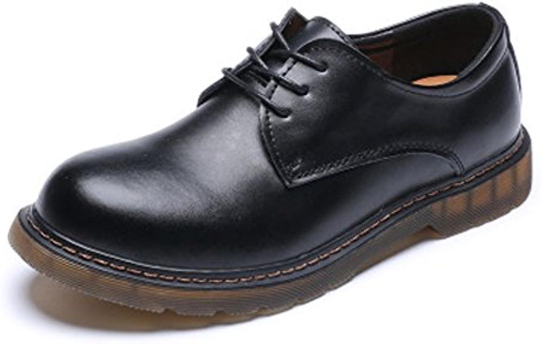 Xujw-scarpe, 2018 Scarpe stringate basse, Scarpe da uomo Smooth Genuine Leather Outsole Low Top Ankle avvio per... | Reputazione affidabile  | Uomo/Donna Scarpa