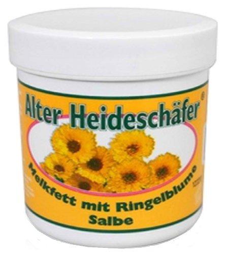 Calendula + Melkfett Soothing Salve - Sore, Irritated Skin, Stings,