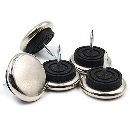 MetallfußMatten - Eine Packung Mit 10 MöBeltischen Und -StüHlen, FußMatten, Stuhlmatten, SchräNken, Holzbettmatten, Schutzpolstern FüR MöBel
