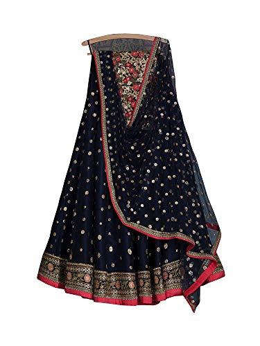 DREAMEXPORTER Bollywood Hochzeit Brautschmuck lehenga choli 1106