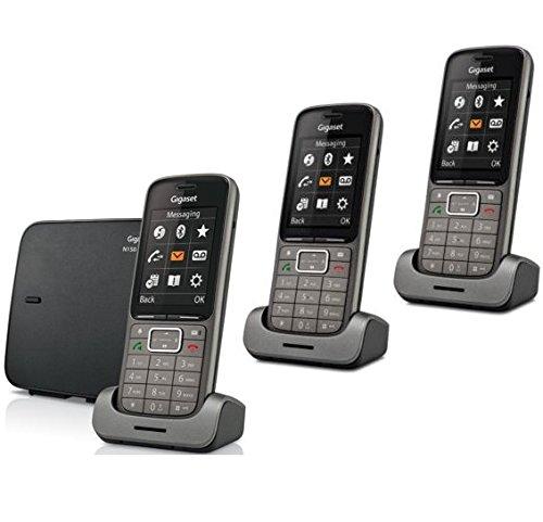 Gigaset SL750Pro Trio schnurloses Telefon Siemens -