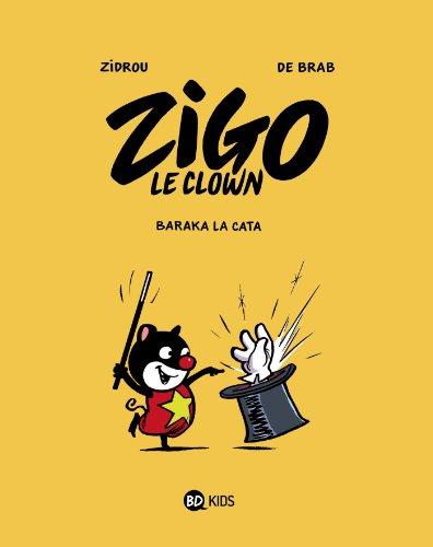 Zigo T01 Baraka la cata