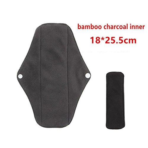 Menstrual-Pads-YIGO-Washable-Sanitary-Towel-Cloth-Enstrual-Pads-Washable-Sanitary-Pad-Reusable-Sanitary-Napkin-Bamboo-Menstrual-Pads-Postpartum-Nursing-Pads
